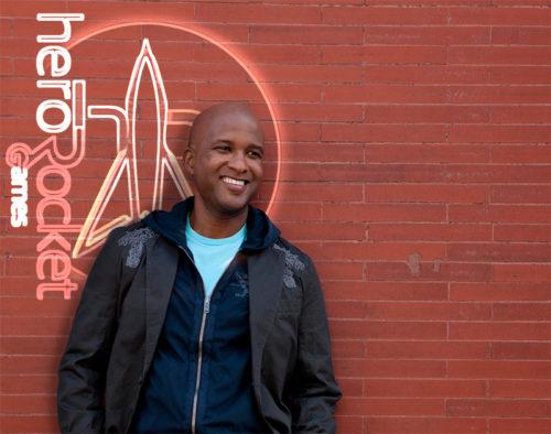 Jhay Davis - Technical & Creative Director at Hero Rocket Games